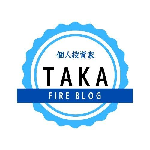 個人投資家TAKA blog